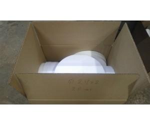 Диски из пенопласта 24х2 см. Кол-во 20 шт