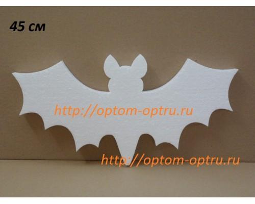 Летучая мышь из пенопласта 45 см. ( 1 шт )
