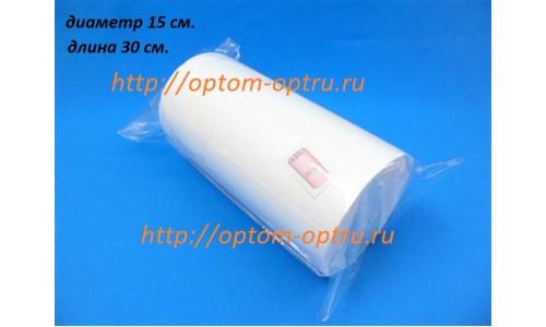 Цилиндры из пенопласта 15 см (длина 30 см). ( 1 упк )