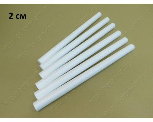 Цилиндр-брусок 2 см (длина 50 см). ( 1 шт )