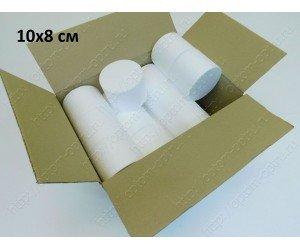 Цилиндры из пенопласта 10х7 см ( Кол-во 30 шт)