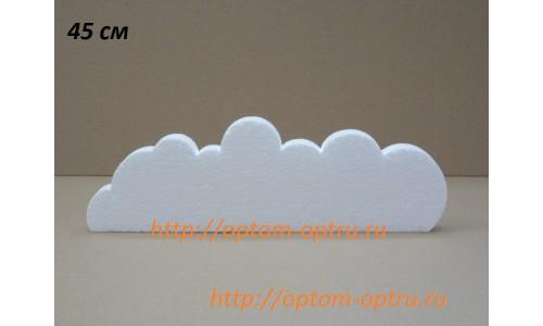 Облако из пенопласта 45 см х 35 мм. № 2  ( 2 шт. )